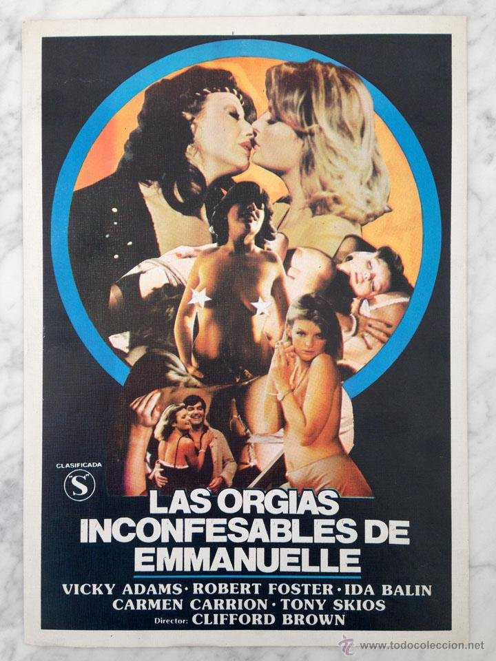poster Emmanuelle exposed (1982)
