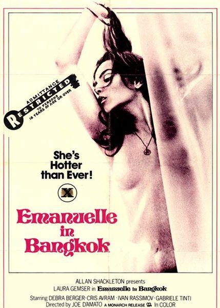 poster Emmanuelle in Bangkok (1976)