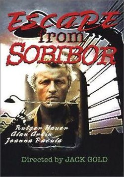 poster Escape from Sobibor (TV Movie 1987)