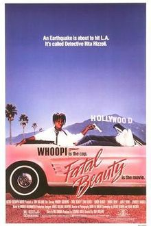 poster Fatal Beauty (1987)