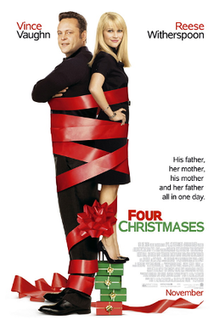 poster Four Christmases (2008)