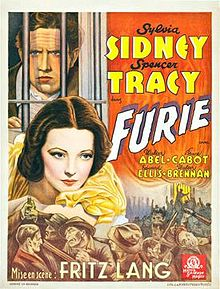 poster Fury (1936)