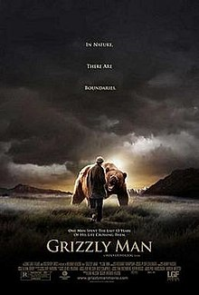 poster Grizzly Man (2005)