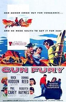 poster Gun Fury (1953)