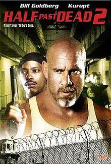 poster Half Past Dead 2 (Video 2007)