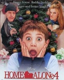 poster Home Alone 4 (TV Movie 2002)