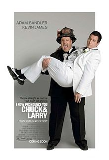 poster I Now Pronounce You Chuck & Larry (2007)