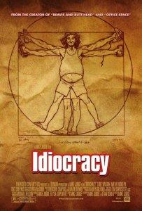 poster Idiocracy (2006)