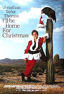 poster I'll Be Home for Christmas (1998)