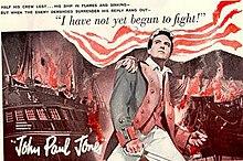 poster John Paul Jones (1959)