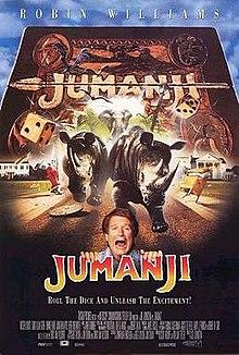 poster Jumanji (1995)