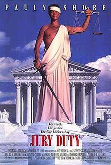 poster Jury Duty (1995)