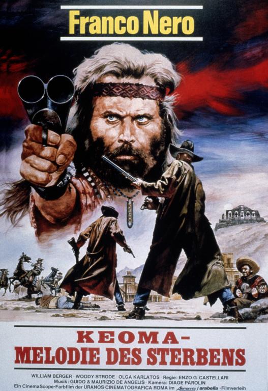 poster Keoma (1976)