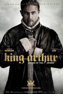 poster King Arthur Legend of the Sword (2017)