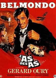 poster L as des as (1982)