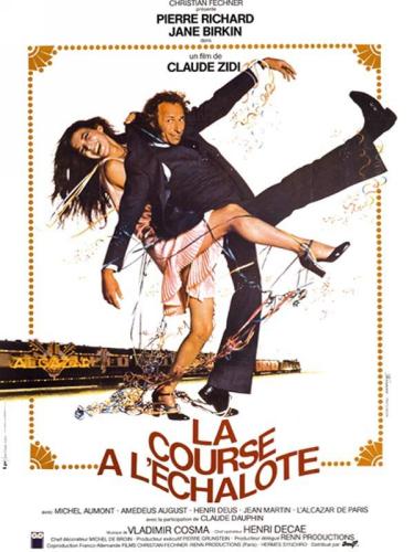 poster La Course a l echalote (1975)