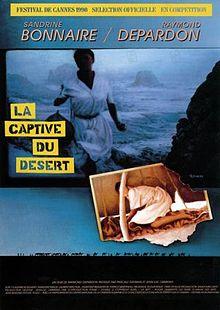 poster La captive du desert (1990)