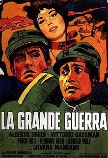poster La grande guerra (1959)