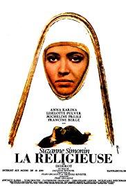 poster La religieuse - The Nun (1966)