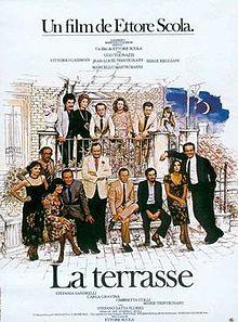poster La terrazza (1980)