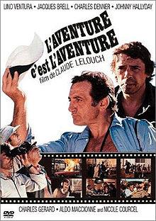 poster L'aventure, c'est l'aventure (1972)