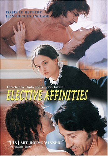 poster Le Affinita Elletive (1996)