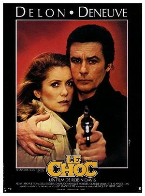 poster Le choc (1982)