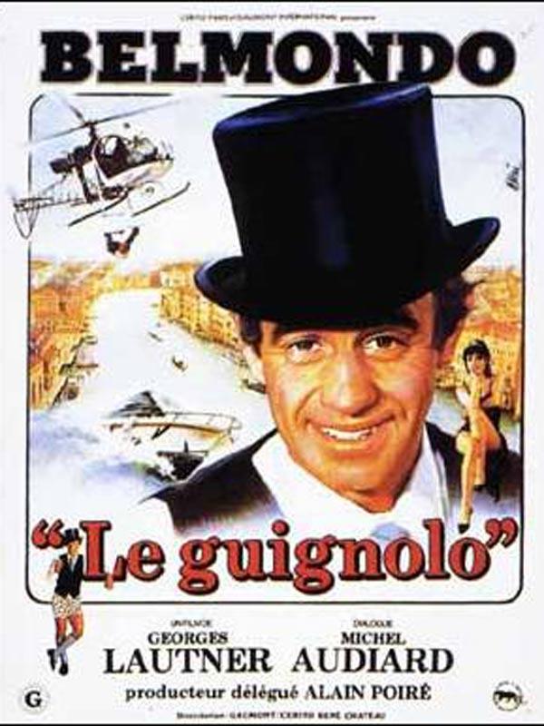 poster Le guignolo (1980)