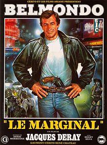 poster Le marginal (1983)