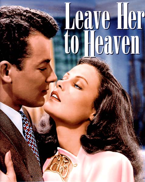 poster Leave Her to Heaven (1945)
