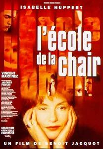 poster L'ecole de la chair (1998)