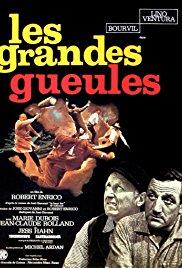 poster Les Grandes gueules (1965)