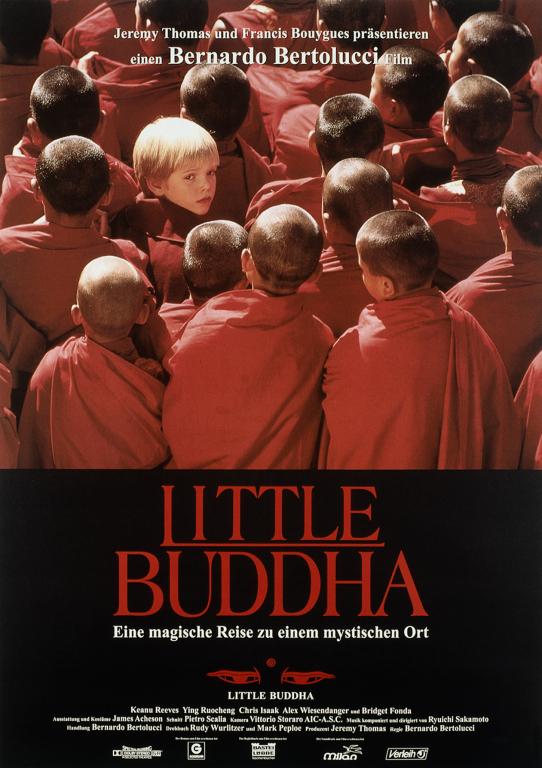 poster Little Buddha (1993)