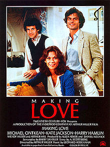 poster Making Love (1982