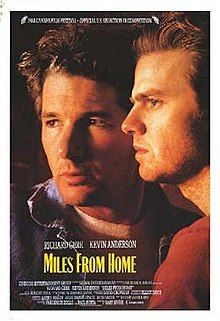 poster Miles from Home (1988)