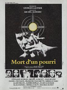 poster Mort d'un pourri (1977)