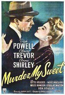 poster Murder, My Sweet (1944)