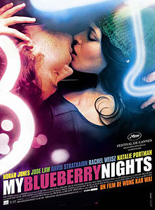 poster My Blueberry Nights (2007)