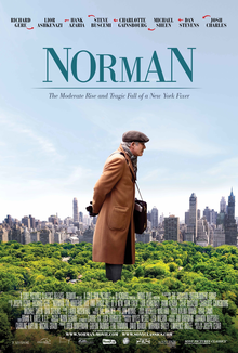 poster Norman (2016)