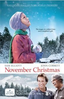 poster November Christmas (TV Movie 2010)