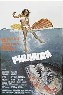 poster Piranha (1978)