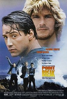 poster Point Break (1991)