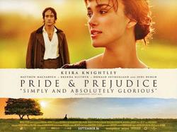 poster Pride & Prejudice (2005)