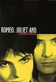 poster Romeo, Julie a tma (1960)