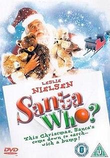 poster Santa Who (TV Episode 2000)