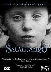 poster Satanatango (1994)