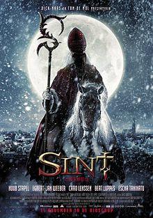 poster Sint - Saint (2010)