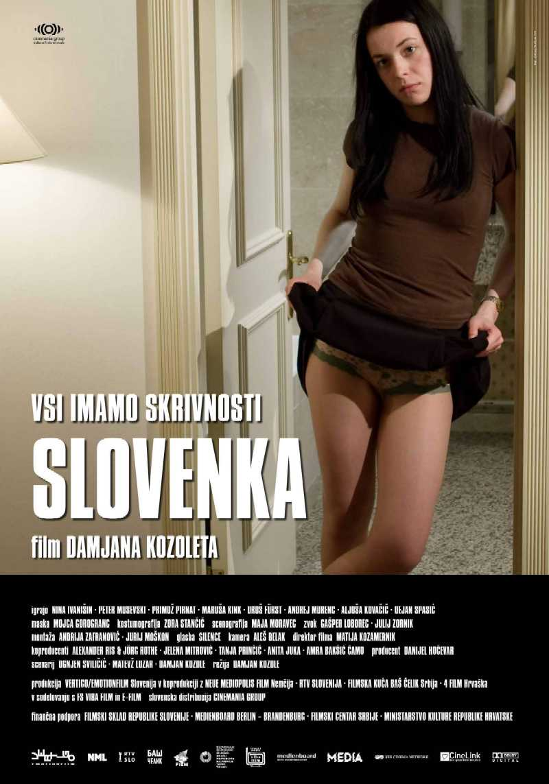 poster Slovenka - A Call Girl (2009)