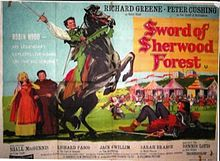 poster Sword of Sherwood Forest (1960)