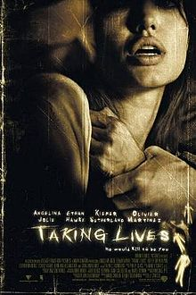 poster Taking Lives (2004)